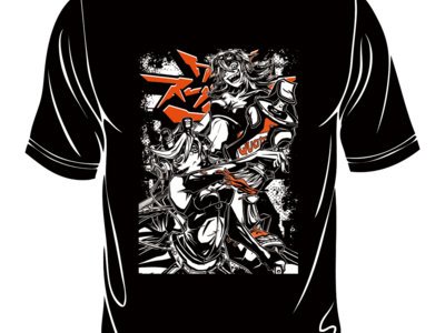World Super Tek Taisen T-shirt 3 Pre-order(until 8th May) main photo