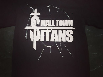 """Small Town Titans """"Shattered Glass"""" Tee main photo"""
