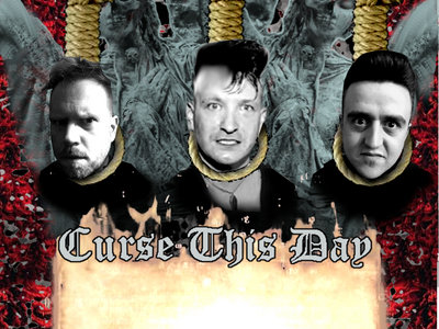 Curse This Day Gig Poster main photo