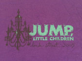 Purple Kids Tee- Dock Street 2005 (Large only) photo