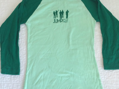 Green 3/4 sleeve Girly Dock St 2003 Tee (Very small, best for kids) main photo