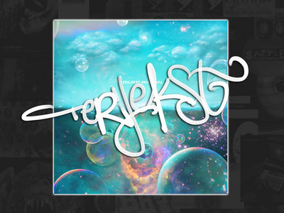 "TERILEKST - Turquoise 12"" signed! main photo"