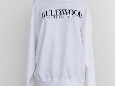 Crewneck Gullywood - White main photo