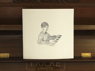 "Sheet Music Book ""Singur"" (containing piano sheets of Singur, Gizeh, Eleonora & more) main photo"
