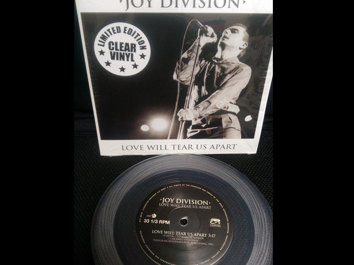 Joy Division Love Will Tear Us Apart Cleopatra Records