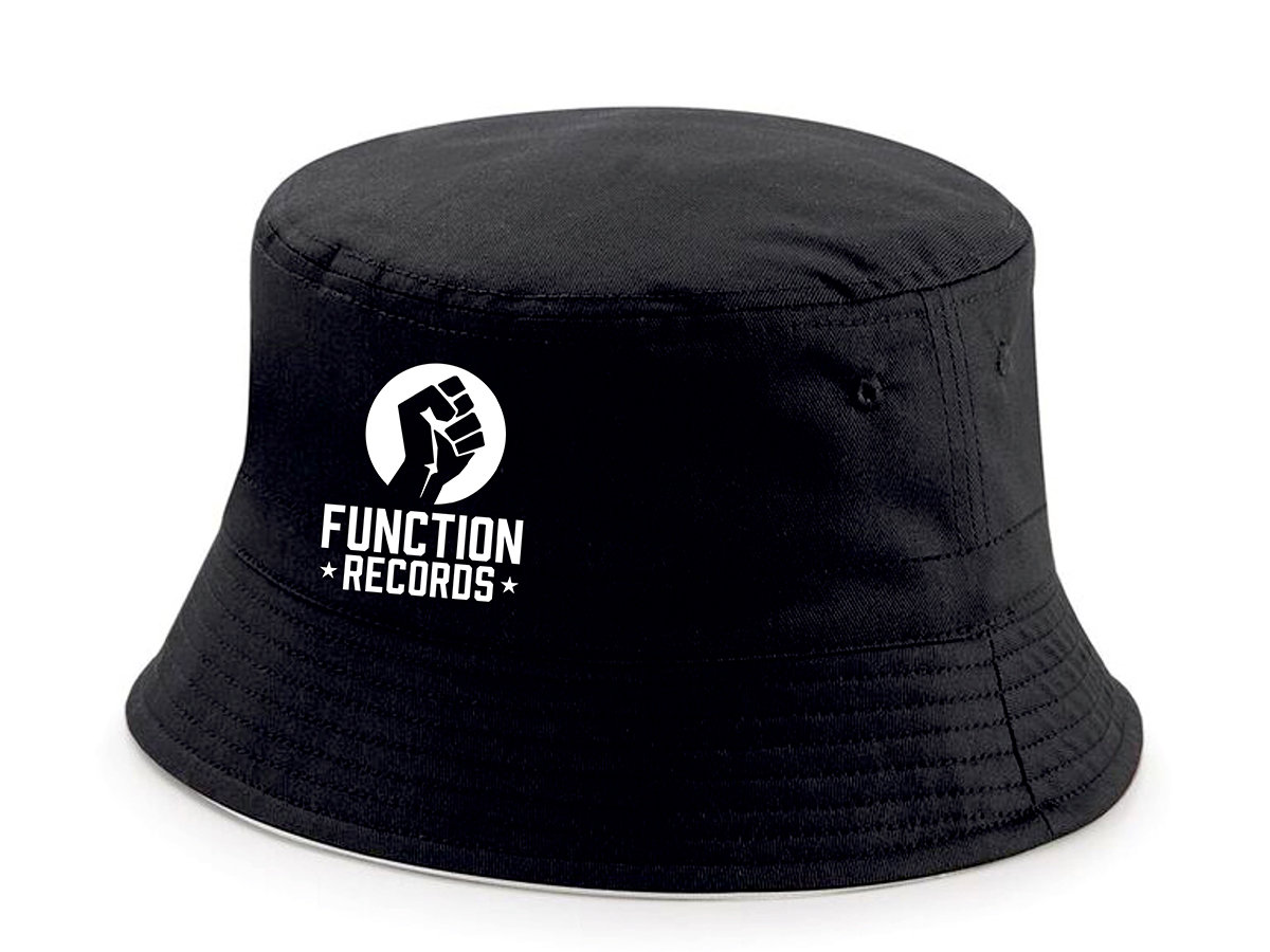 3ad4ad23229 Bucket Hats. from Function Records Uk