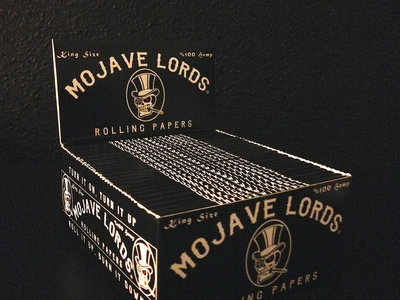Mojave Lords® Rolling Papers - Display Box of 50 booklets main photo