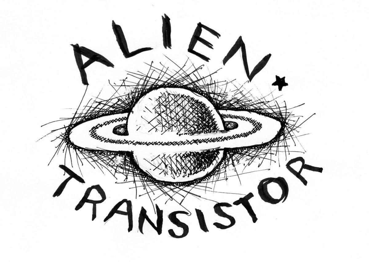 artists alien transistor
