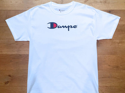 Authentic Daupe / Champion Limited edition T - Shirt WHITE 1/100 main photo