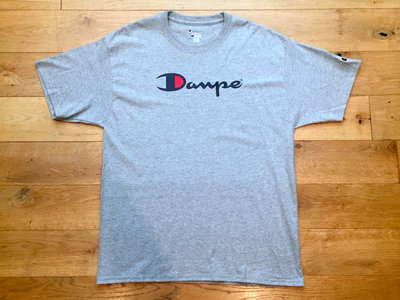 Authentic Daupe / Champion Limited edition T - Shirt GREY 1/100 main photo