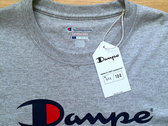 Authentic Daupe / Champion Limited edition T - Shirt GREY 1/100 photo