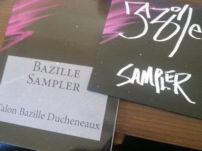 Bazille Sampler BOOK/CD COMBO main photo