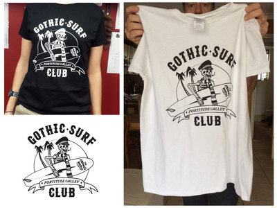 Gothic Surf Club T-Shirt main photo