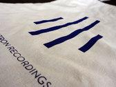 Melotron Recordings Logo Tote Bag photo