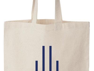Melotron Recordings Logo Tote Bag main photo
