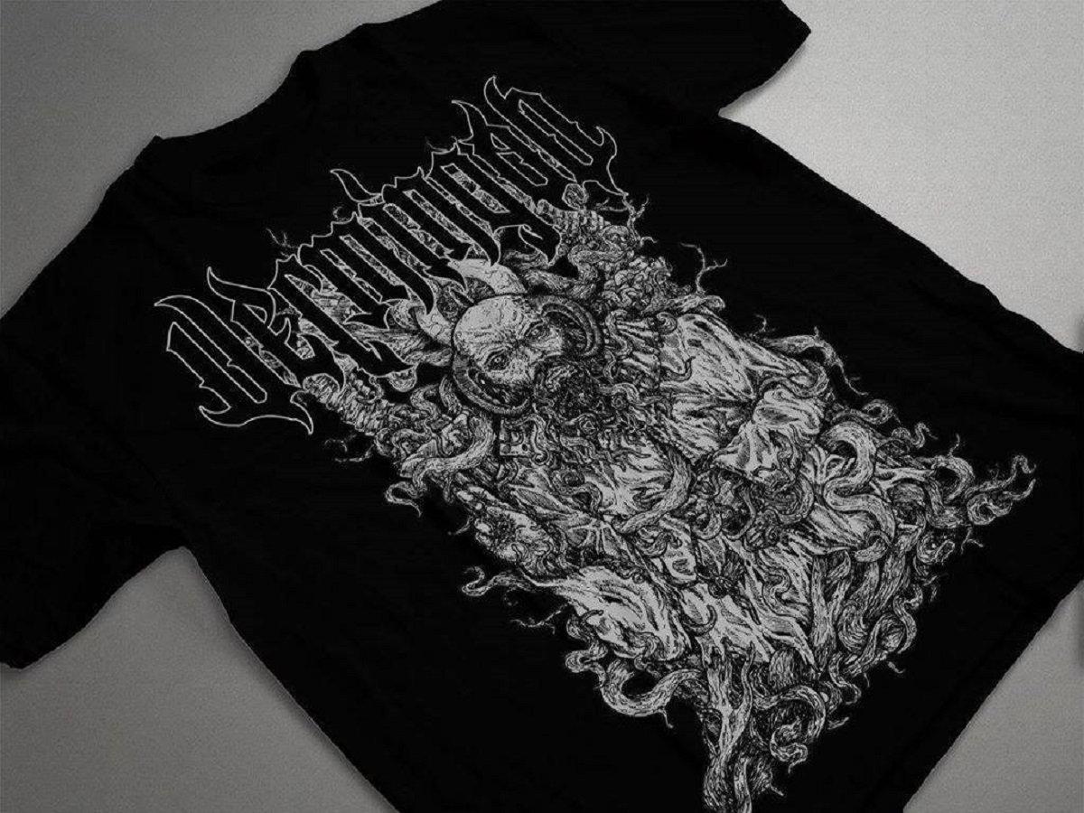 7d2b8c6f Capricorn Design T-Shirt | Vermingod