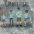 Giraffe Fight image
