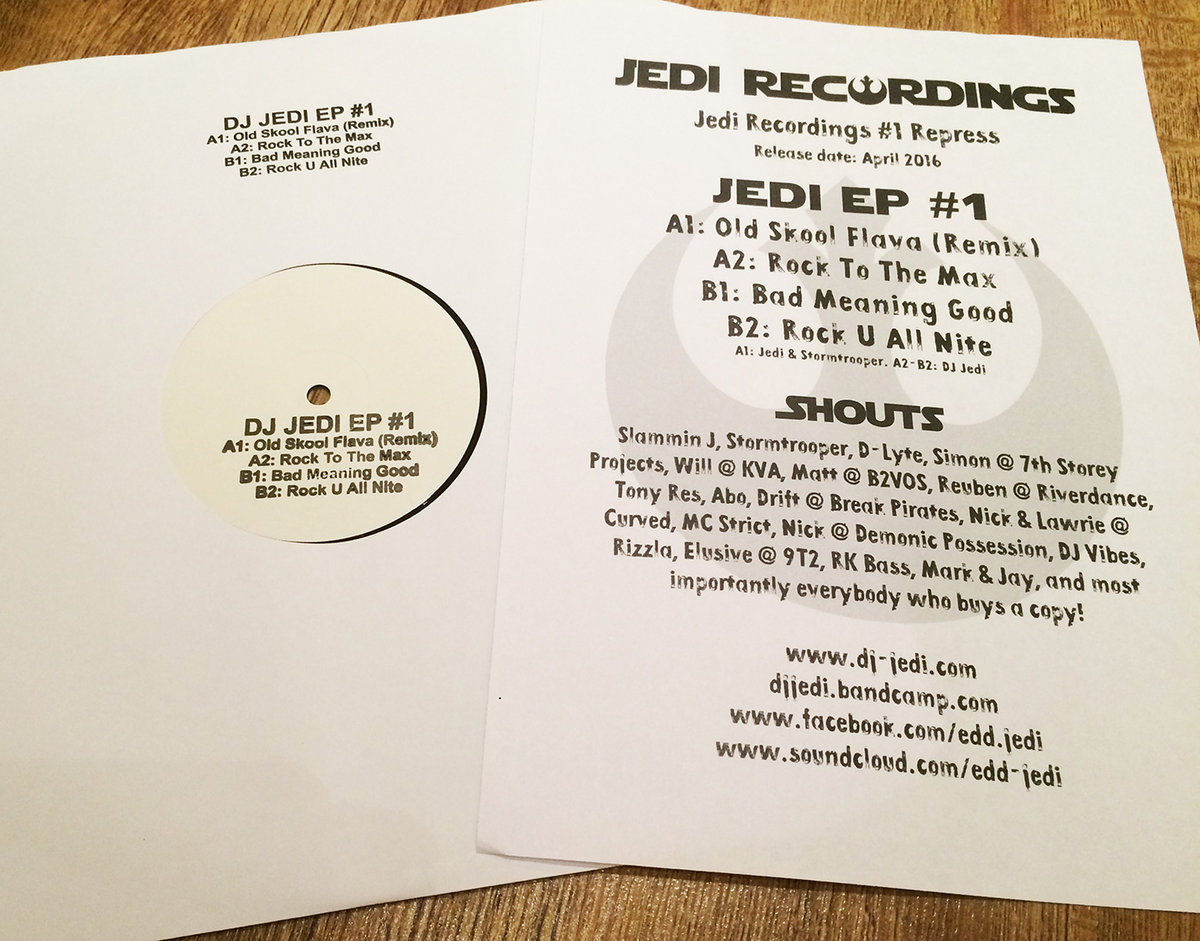 Bad Meaning Good | DJ Jedi