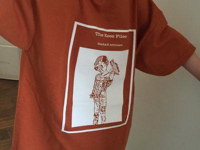 """The Kees Files"" T-shirt main photo"