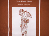 """""""The Kees Files"""" T-shirt photo"""