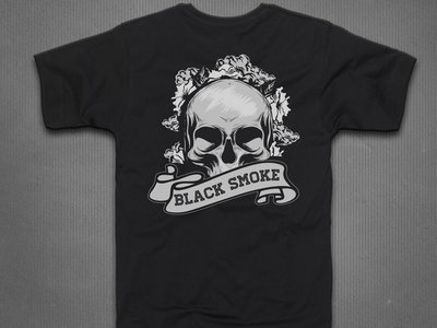 Remera Black Smoke main photo
