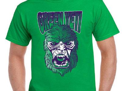 The Yeti Has Landed T-shirt main photo
