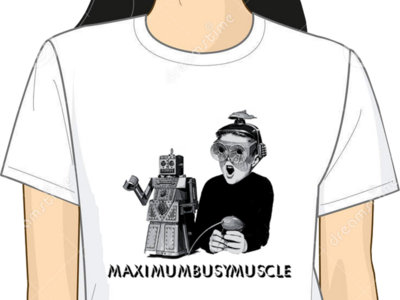 Robot Boy T-Shirt main photo