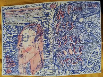 Dumb Cunt Comics: A Rainbow Kiss By DR Adolf Steg - Comic (Spam 16) main photo