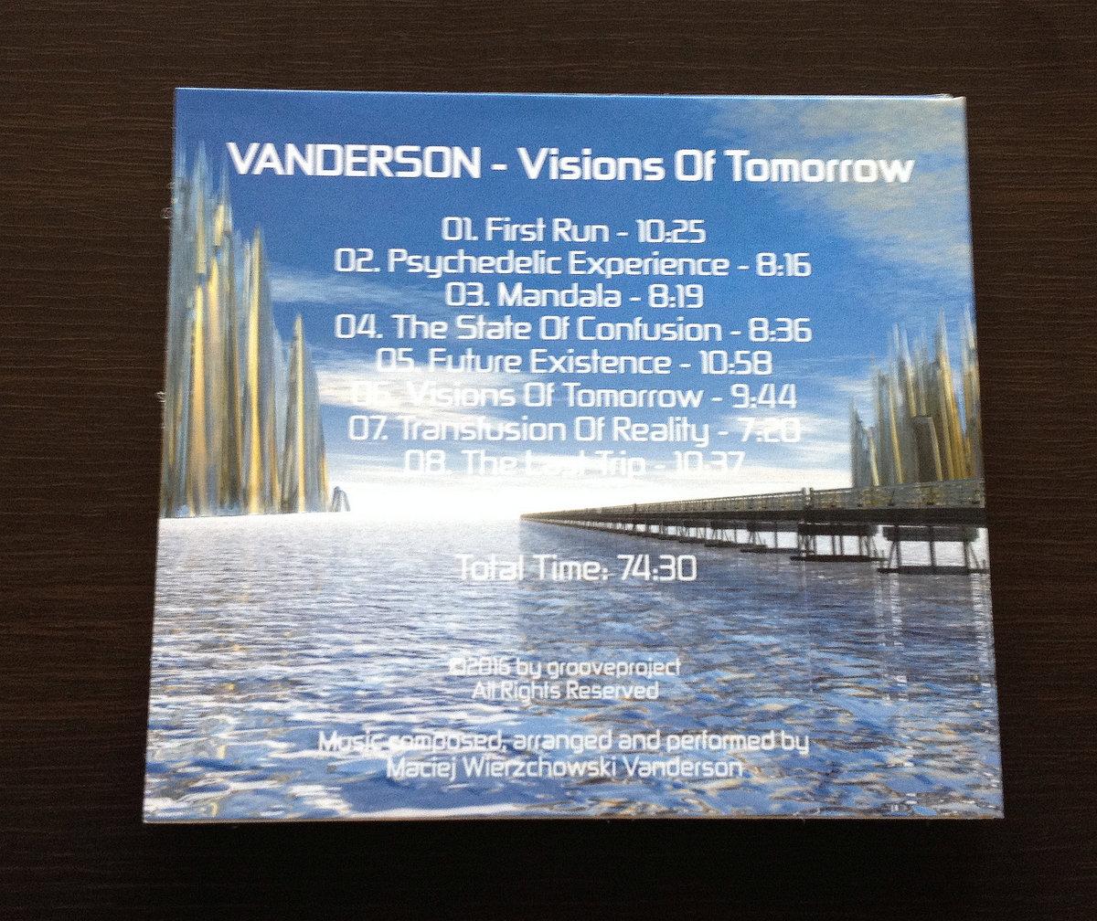 my vision of tomorrow