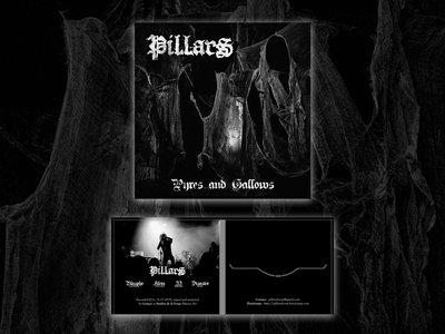 "CD ""Pyres and Gallows"" main photo"