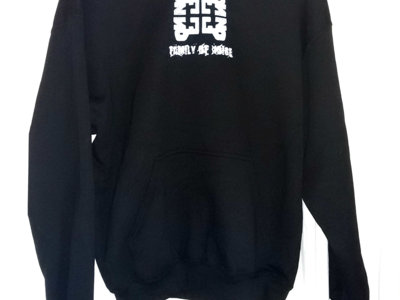 Pullover Hoodie w/ Front & Back Print main photo