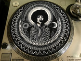 Dale Sarok Hendrix Slipmat photo