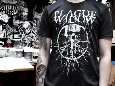 Plague Widow Skull shirt main photo