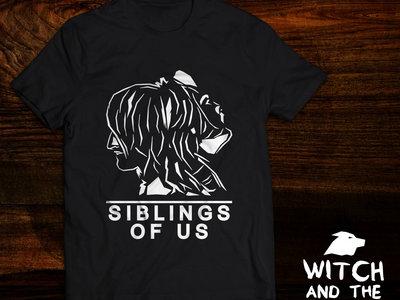 Siblings T shirt Black main photo
