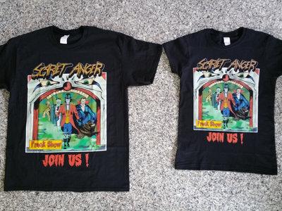 "NEW ""Freak Show"" T-Shirts main photo"