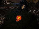 Lion's Den - 'fx out 100%' - hoodie - black photo