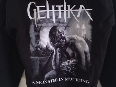 A Monster in Mourning Zipper Hoddie main photo
