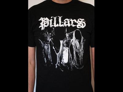 """T-shirt """"Pyres"""" main photo"""