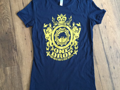 Womans Lion of Judah tee main photo