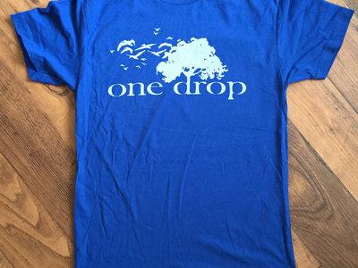 Men's One Drop logo with birds main photo