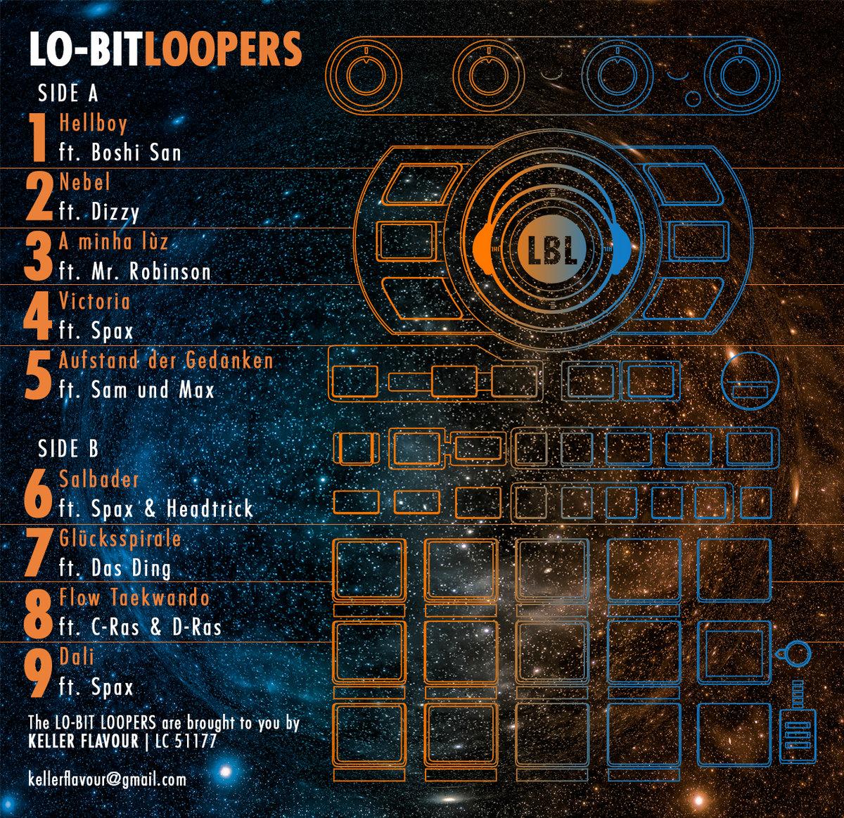 Lo-Bit Loopers | Keller Flavour