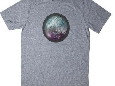 The Abyss T-shirt Grey main photo