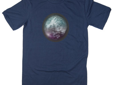 The Abyss T-shirt Navy main photo