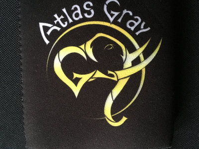 Atlas Gray Koozie main photo