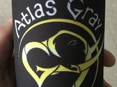 Atlas Gray Koozie photo