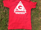 "GOBO T-Shirt + Download of ""On Your Mark, Get Set..."" photo"