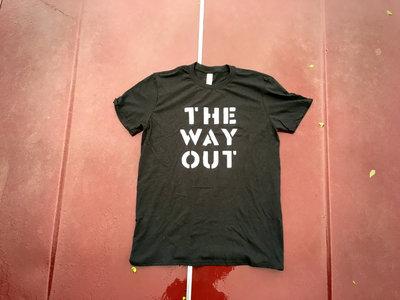 Stencil Hand-Printed T-Shirt main photo