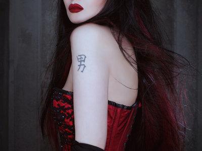 Jet Noir 'Roses In Her' Hair' II main photo
