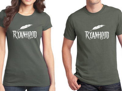 Ryanhood Feather T-shirt - $10 CLEARANCE SALE main photo