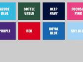 BANG FACE HARD CREW - T-Shirt - Womens (Ladyfit) - Various Sizes & Colours photo